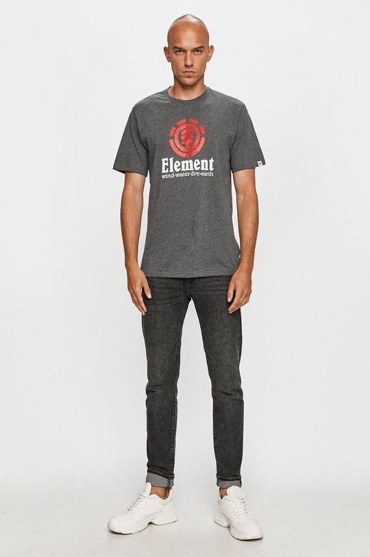 Element - Tricou grafit