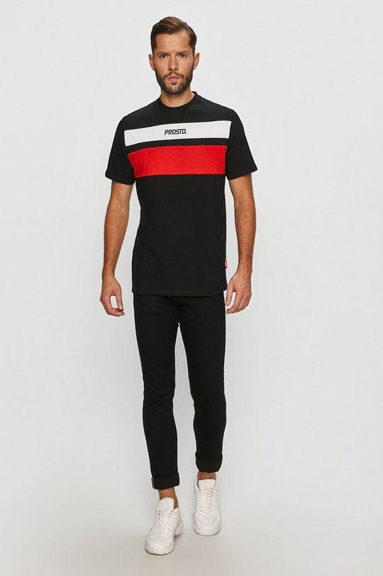 Prosto - Tričko černá