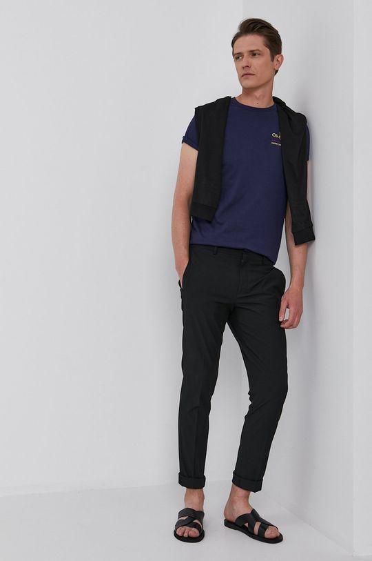 Gant - Tričko tmavomodrá