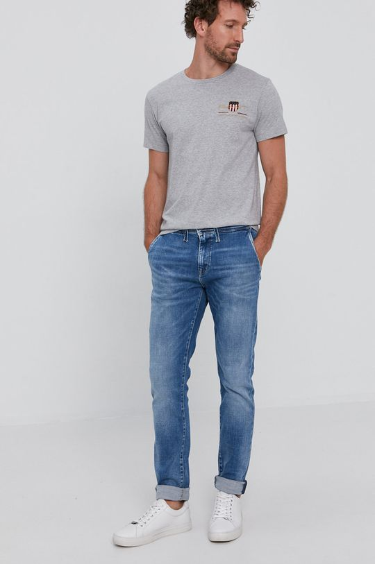 Gant - Tričko šedá