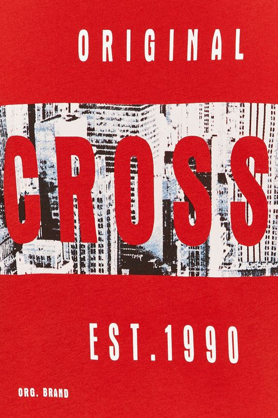Cross Jeans - Tričko Pánský