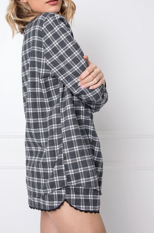 szary Aruelle - Piżama Gloria