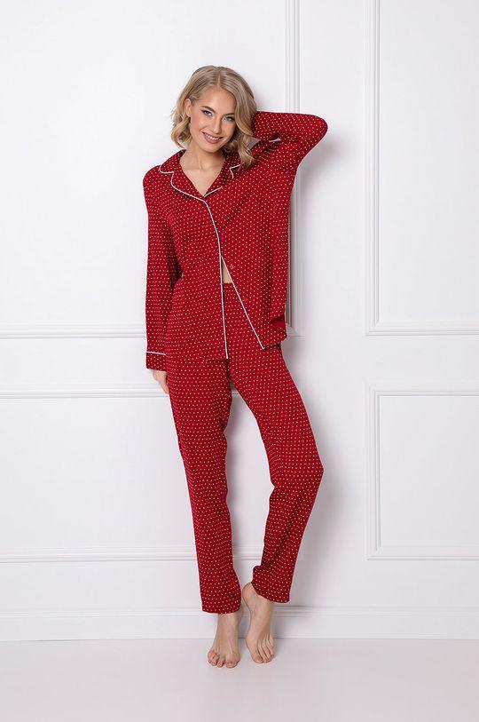 czerwony Aruelle - Piżama Michaela Damski