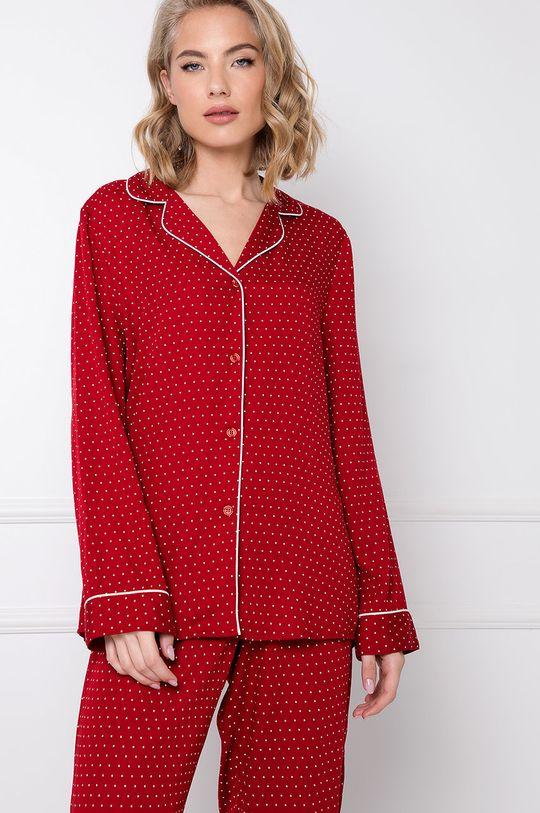 Aruelle - Piżama Michaela czerwony
