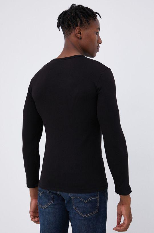 Cross Jeans - Longsleeve  95% Βαμβάκι, 5% Σπαντέξ