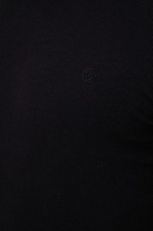 μαύρο Cross Jeans - Longsleeve