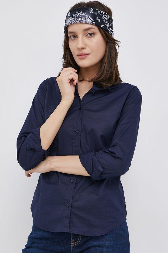 granatowy Cross Jeans - Koszula