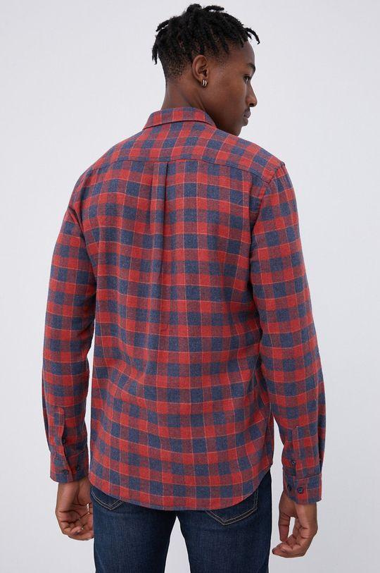 Cross Jeans - Πουκάμισο  80% Βαμβάκι, 20% Πολυεστέρας
