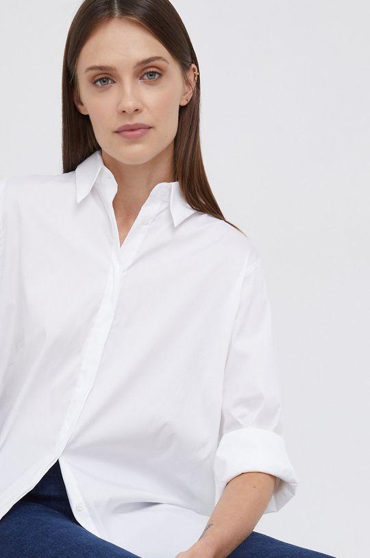 biały Mos Mosh - Koszula