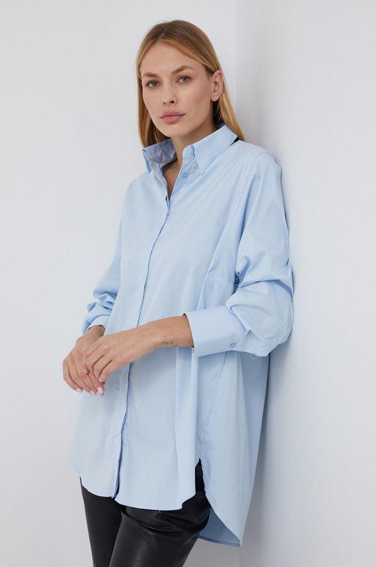jasny niebieski Mos Mosh - Koszula Damski