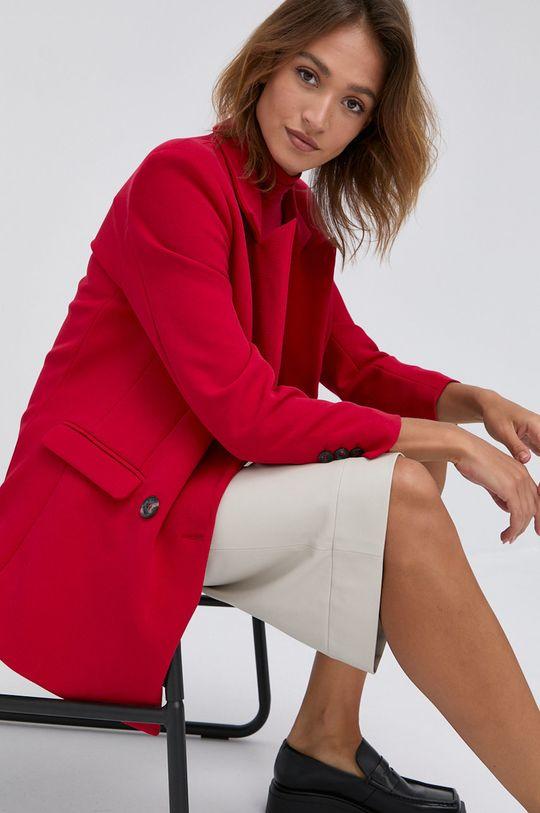czerwony Silvian Heach - Marynarka