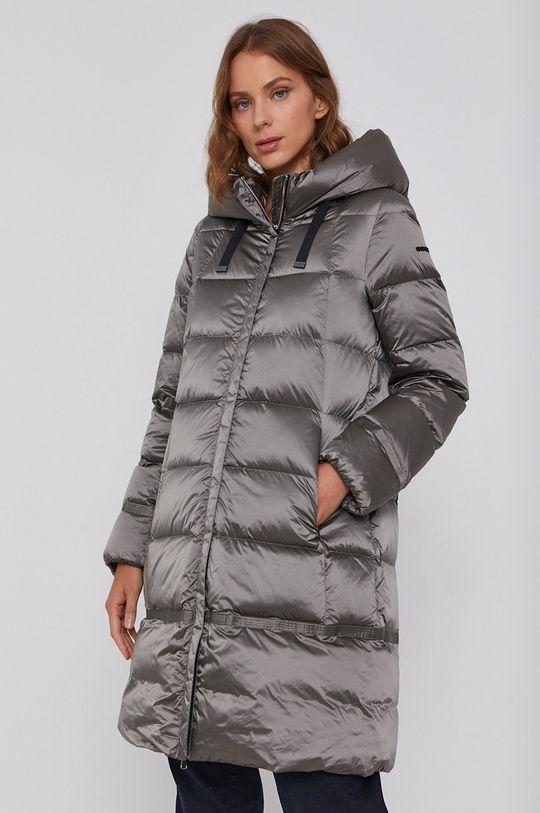 Geox - Páperová bunda sivá