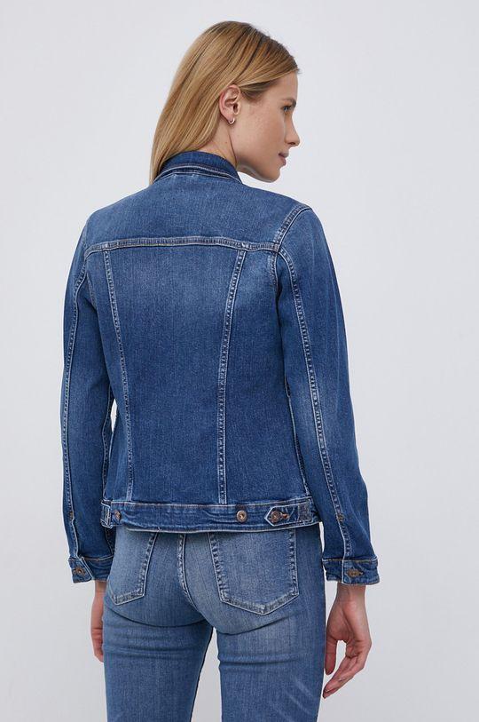 Cross Jeans - Kurtka jeansowa 99 % Bawełna, 1 % Elastan