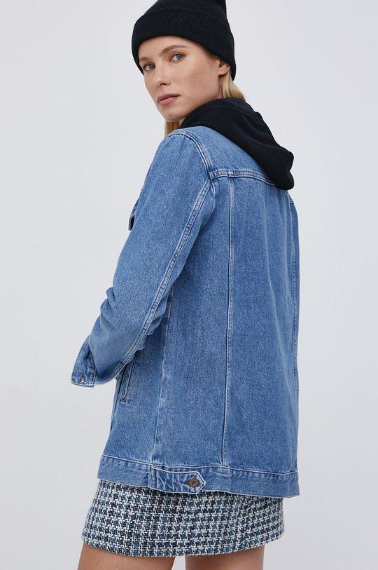 Cross Jeans - Kurtka jeansowa 100 % Bawełna