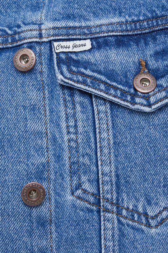 Cross Jeans - Kurtka jeansowa Damski