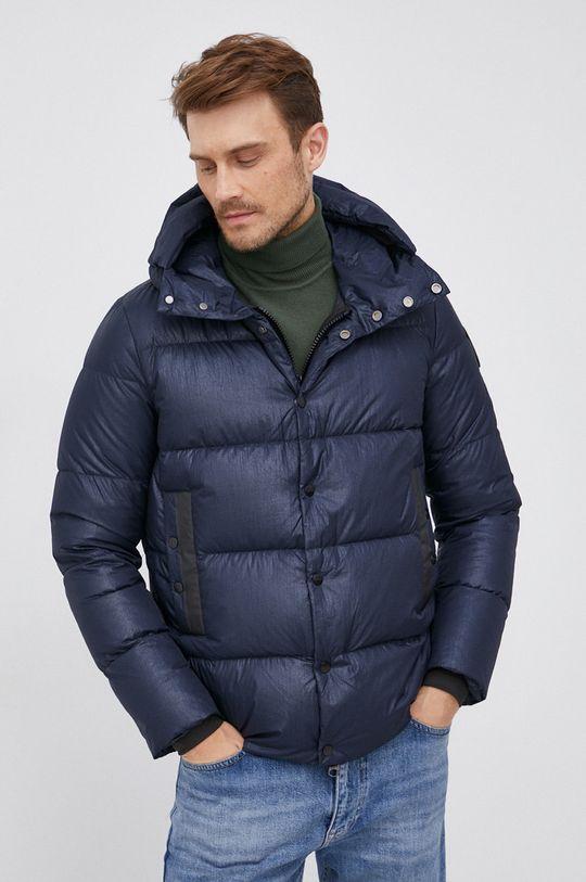námořnická modř Bomboogie - Péřová bunda