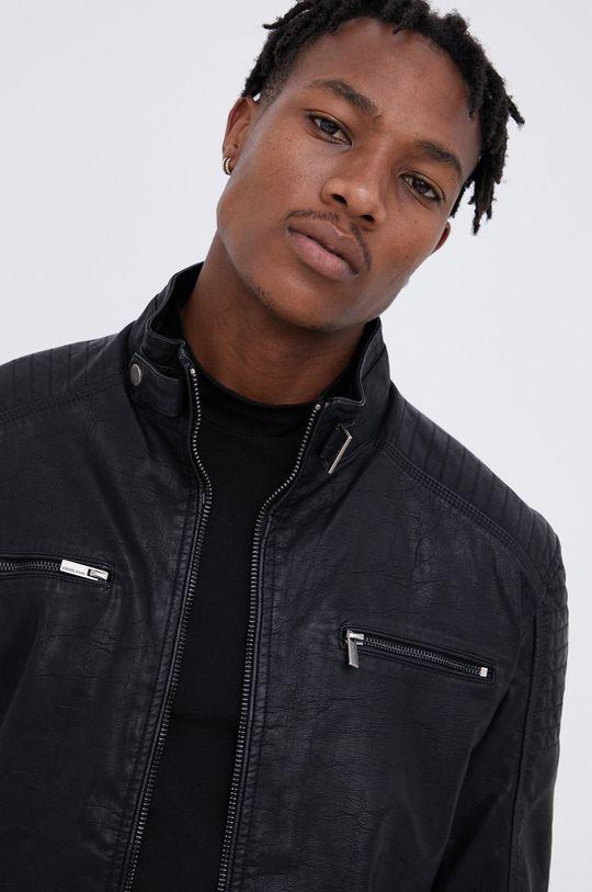 czarny Cross Jeans - Kurtka