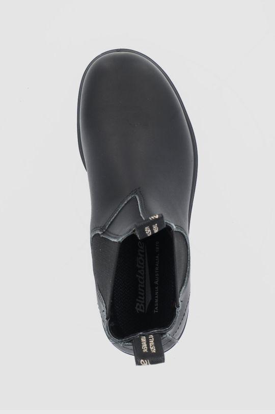 czarny Blundstone - Sztyblety skórzane 510
