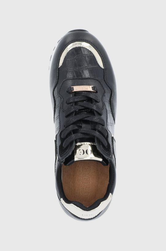 czarny GOE - Buty skórzane