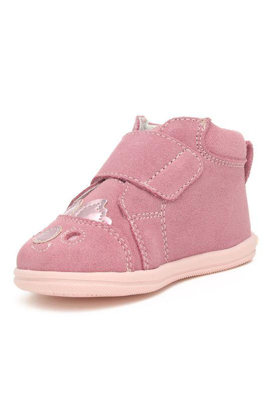 Bartek - Pantofi din piele intoarsa pentru copii  Gamba: Piele naturala Interiorul: Piele naturala Talpa: Material sintetic