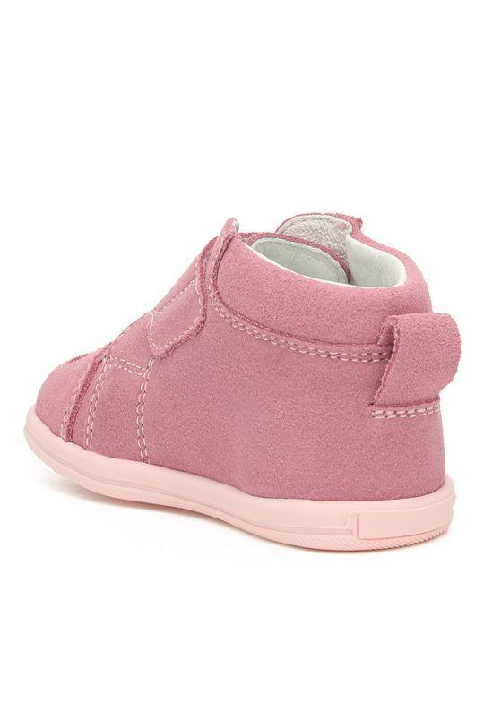 Bartek - Pantofi din piele intoarsa pentru copii De fete