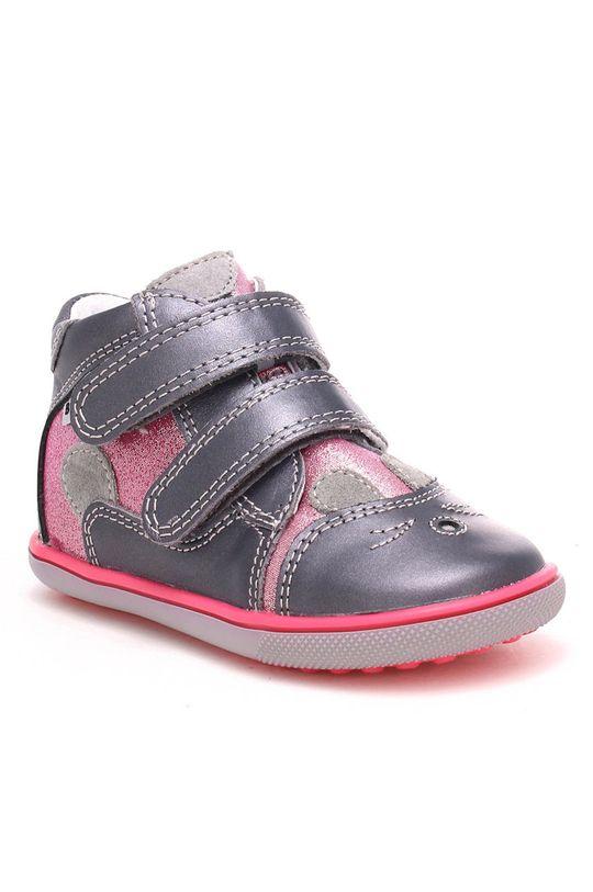 Bartek - Pantofi copii argintiu