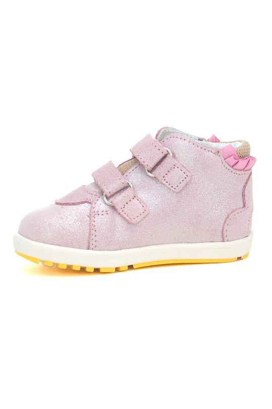 roz Bartek - Pantofi din piele intoarsa pentru copii