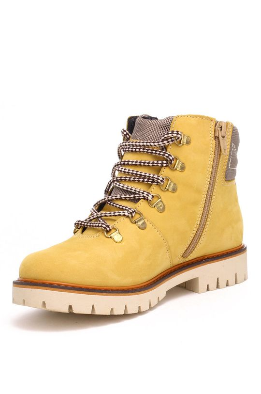 Bartek - Detské semišové topánky  Zvršok: Prírodná koža Vnútro: Textil Podrážka: Syntetická látka