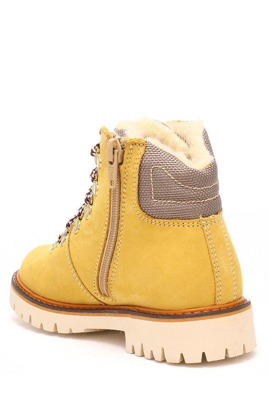 Bartek - Pantofi din piele intoarsa pentru copii De copii