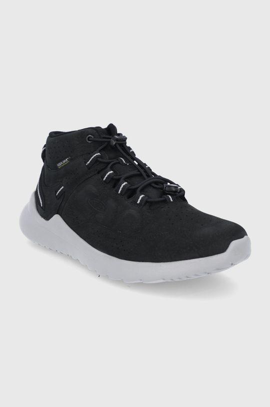 Keen - Pantofi Highland Chukka negru