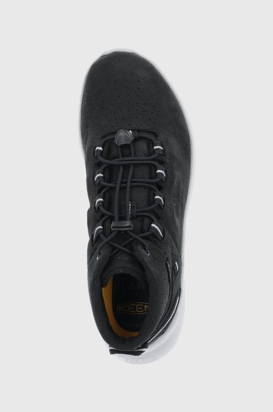 negru Keen - Pantofi Highland Chukka
