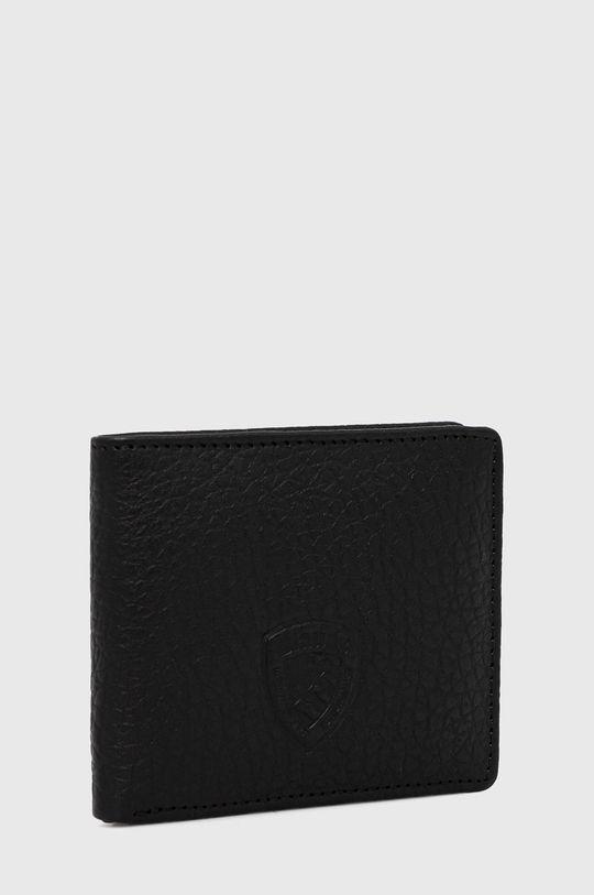 Blauer - Kožená peněženka černá