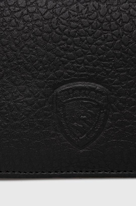 černá Blauer - Kožená peněženka