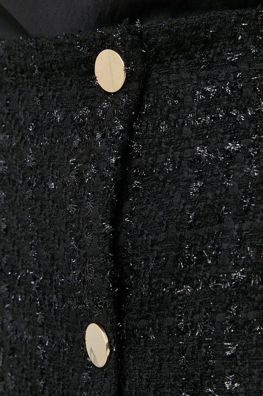 czarny Silvian Heach - Spódnica