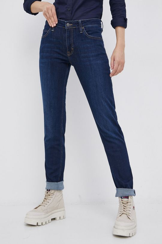 niebieski Cross Jeans - Jeansy Rosalie Damski