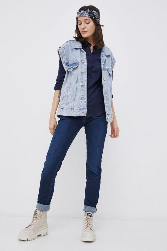 Cross Jeans - Jeansy Rosalie niebieski