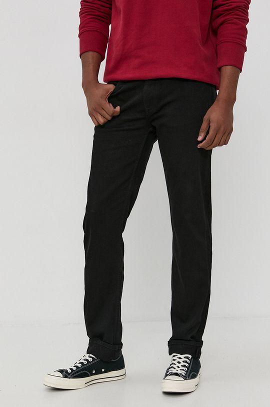 čierna Cross Jeans - Rifle Jack Pánsky