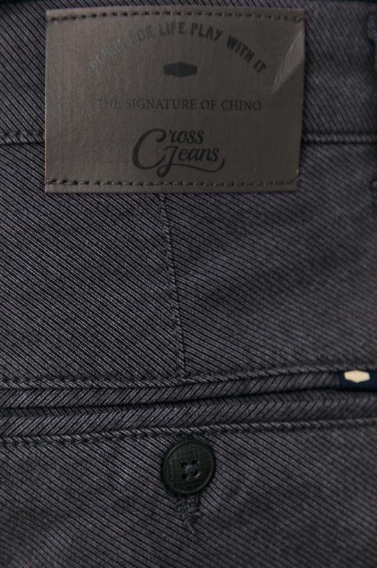 szary Cross Jeans - Spodnie