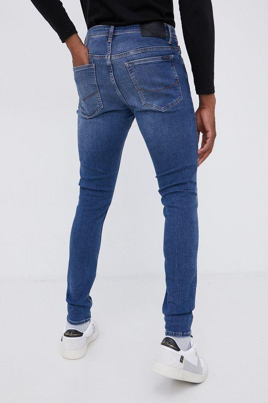 Cross Jeans - Jeansy bawełniane Scott niebieski