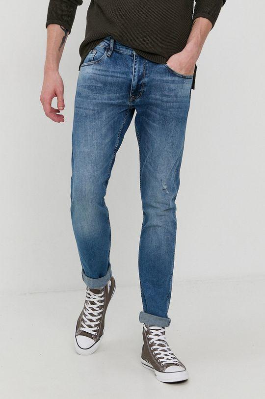 albastru Cross Jeans - Jeansi Blake De bărbați