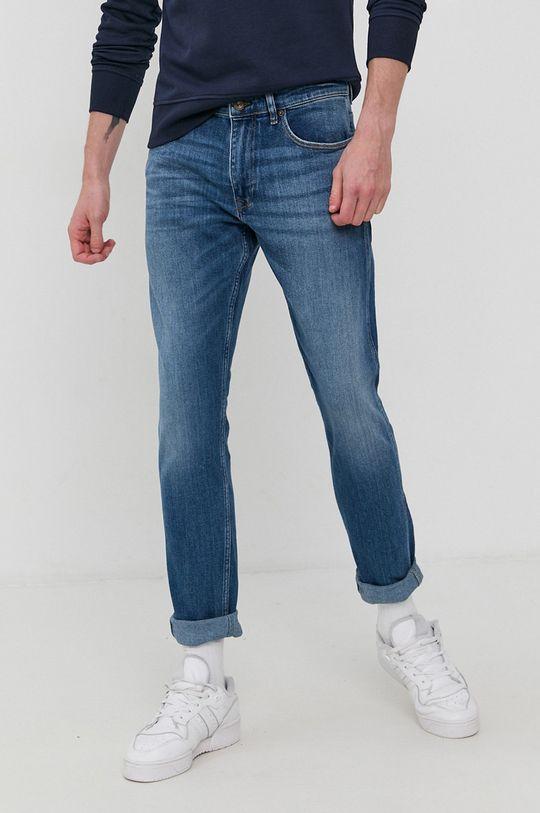 modrá Cross Jeans - Rifle Blake Pánsky