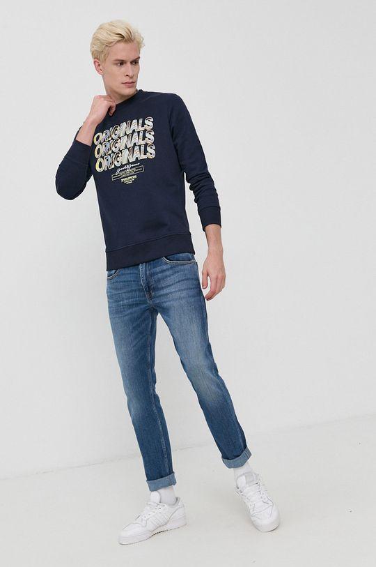 Cross Jeans - Rifle Blake modrá