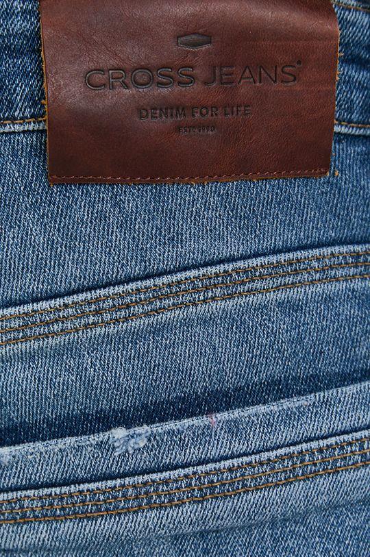 modrá Cross Jeans - Rifle Blake