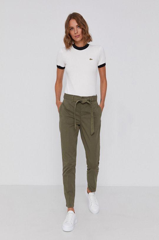 Mos Mosh - Spodnie brudny zielony