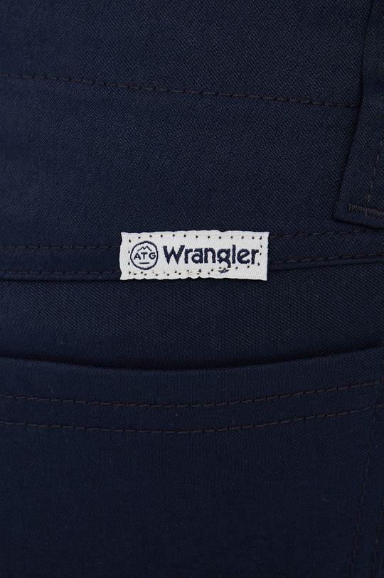 granatowy Wrangler - Spodnie All Terrain Gear
