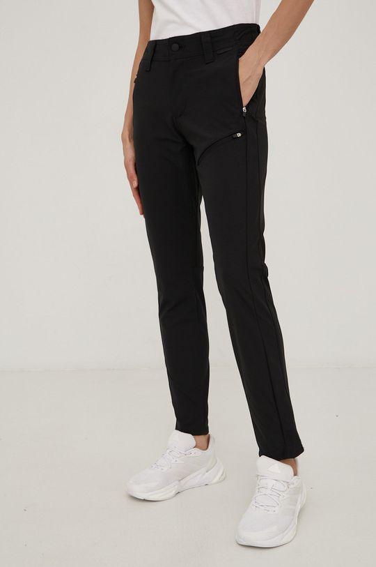 černá Wrangler - Kalhoty Dámský