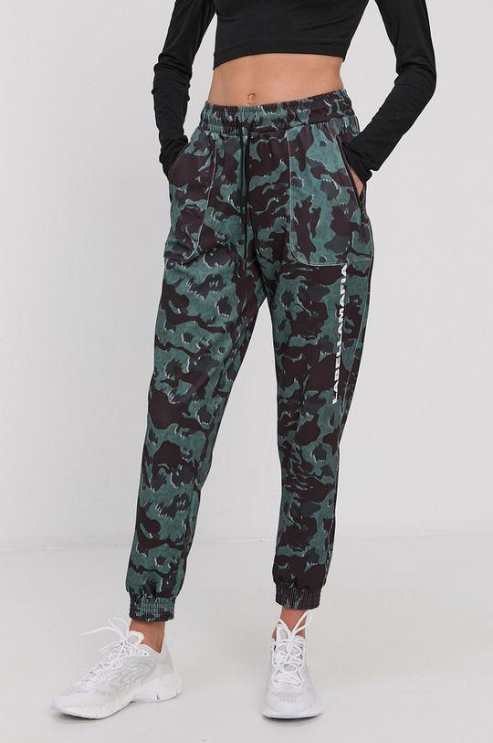 LaBellaMafia - Spodnie zielony