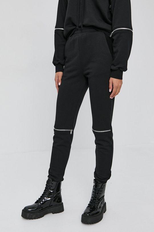 negru NISSA - Pantaloni De femei