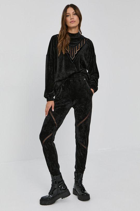 NISSA - Pantaloni negru