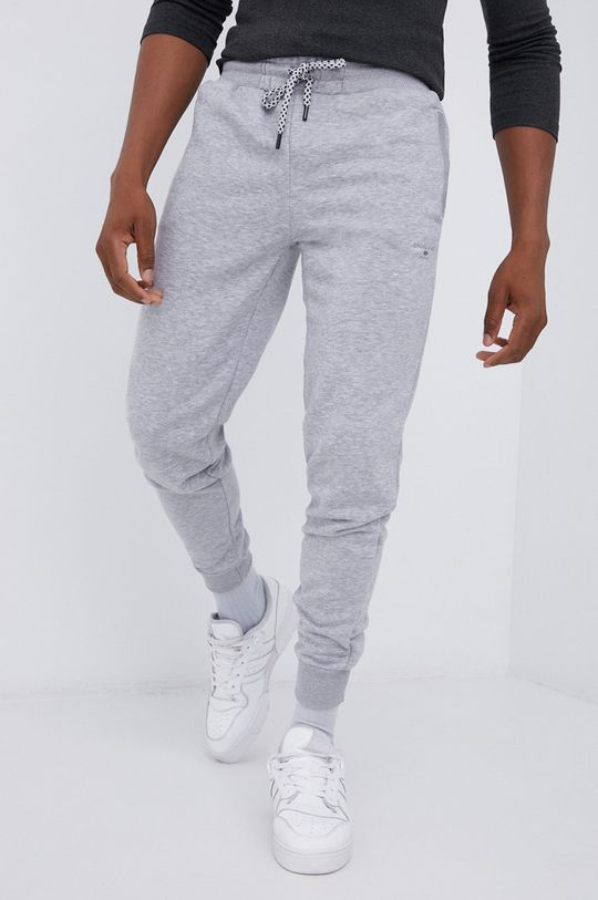 ανοιχτό γκρι Cross Jeans - Παντελόνι Ανδρικά